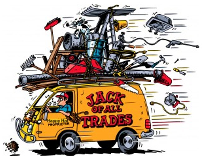 Image result for jack of all trades