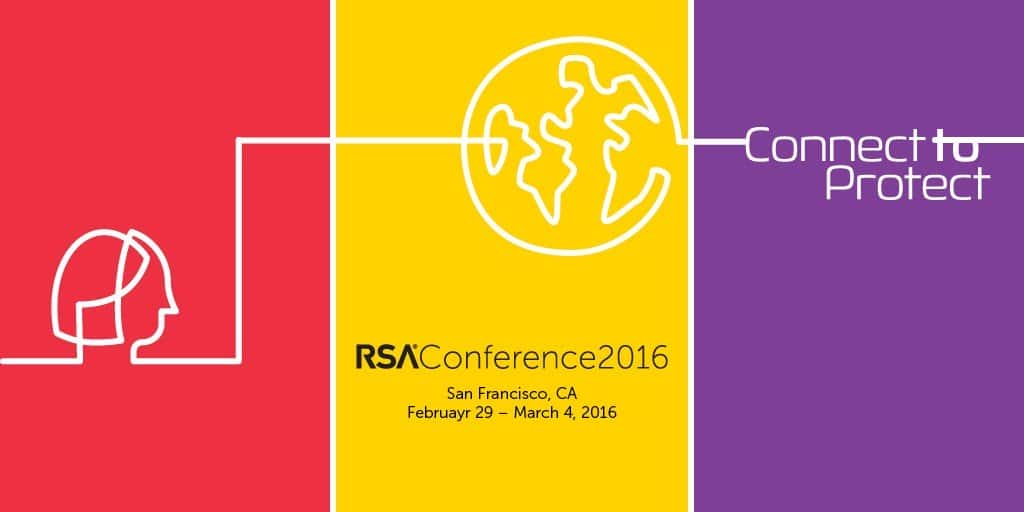 RSA Conference Banner