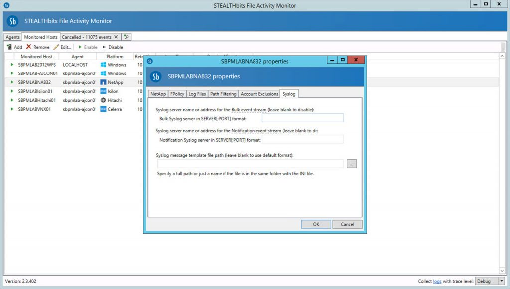 View a File Activity Monitor Demo without Leaving Your Desk