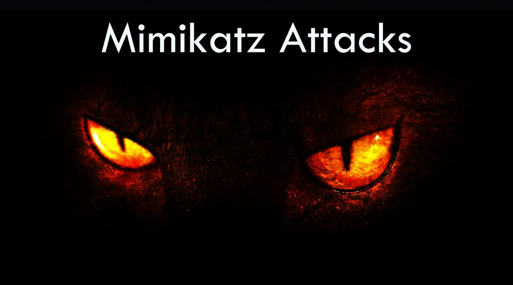 Change user passwords and escalate privileges within Active Directory with Mimikatz commands SetNTLM and ChangeNTLM