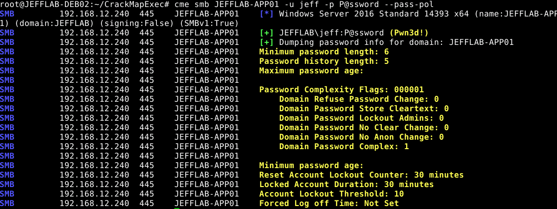 Attacking Local Account Passwords | Insider Threat Security Blog