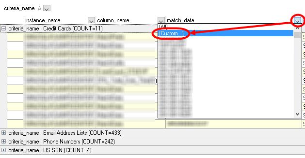 SQL. SQL Sensitive Data, SQL Scan, Microsoft SQL, Microsoft SQL Security, SQL Sensitive Data Classiication