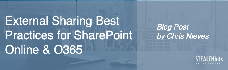 SharePoint Security Best Practices | External Sharing
