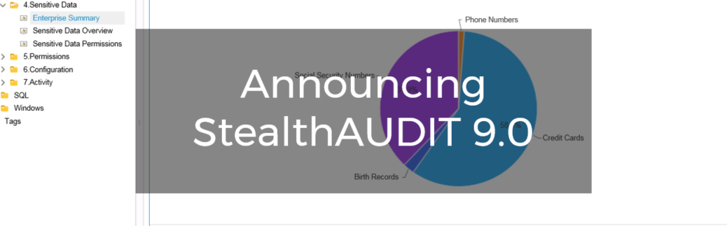 Announcing StealthAUDIT 9.0
