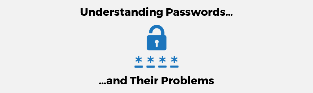 Understanding Passwords and Their Problems