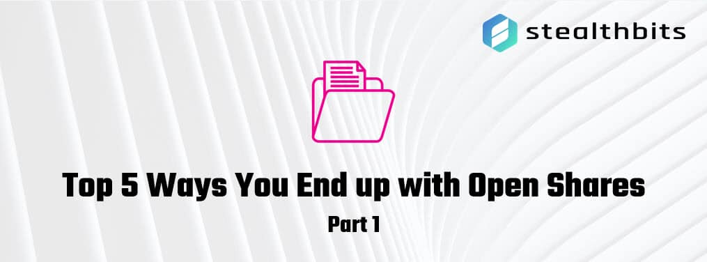 Top 5 Ways You End up with Open Shares Part 1