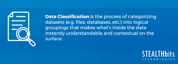 Data Classification Definition