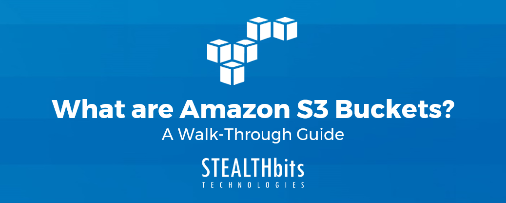 What are Amazon S3 Buckets?