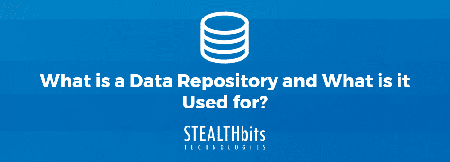 What is a Data Repository and What is it Used for