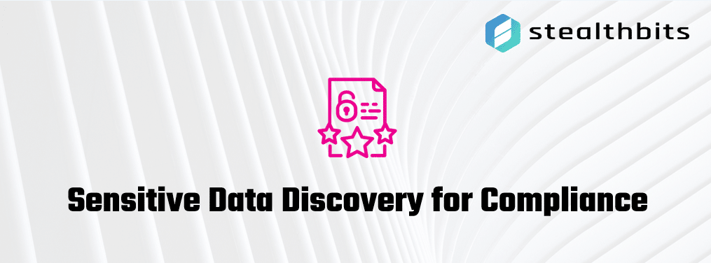 Sensitive Data Discovery for Compliance
