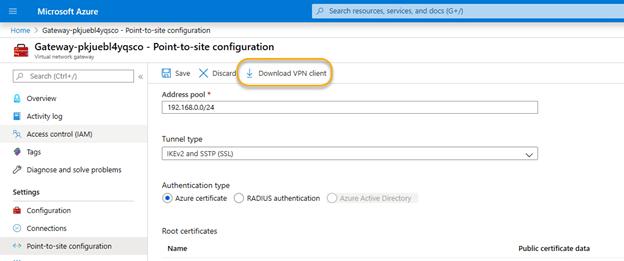 Download VPN Client