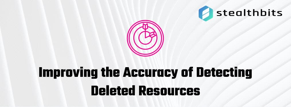 Improving the Accuracy of Detecting Deleted Resources
