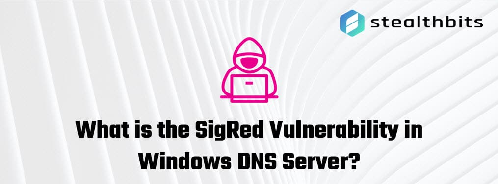 What is the SigRed Vulnerability in Windows DNS Server?