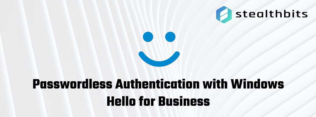 Passwordless Authentication with Windows Hello for Business